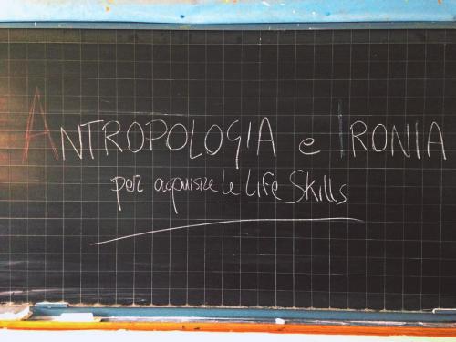 Corso Antropologia e Ironia