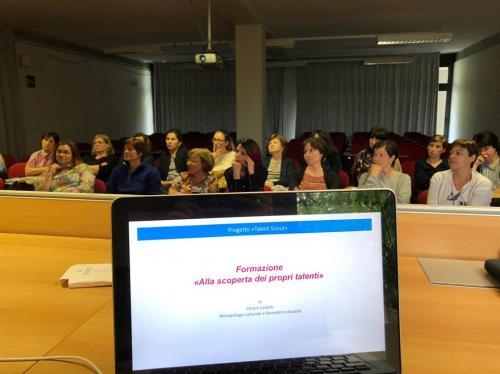 formazione docenti: percorso sulla scoperta dei propri talenti in un'ottica di genere